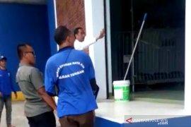 Presiden Joko Widodo tinjau Waduk Pluit