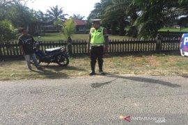Vario hantam Scoopy satu tewas dua luka-luka di Aceh Timur