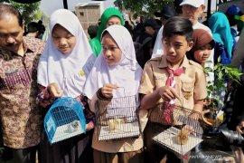 Sejumlah anak ayam pembagian dari Walikota Bandung mati dimakan tikus