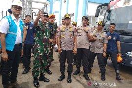 Kapolri dan Panglima TNI tinjau lokasi terdampak banjir