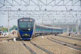 Pascabanjir, semua fungsi MRT Jakarta normal