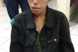 Ibu pembunuh anak kandung ditangkap polisi