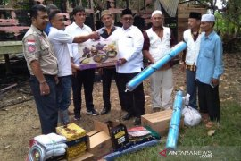 Pemkab Aceh Utara salurkan bantuan untuk korban kebakaran di Baktiya