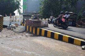 Banjir surut, aktivitas ekonomi Kota Tangerang kembali normal