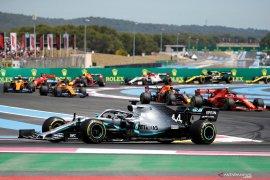 Rekor 22 grand prix siap panaskan Formula 1 2020, berikut ini jadwalnya