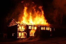 Polisi ungkap penyebab kebakaran sebuah warung sembako di Kapuas Hulu