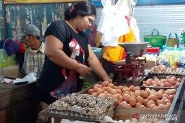 Inflasi Jember 0,54 persen dengan penyumbang tertinggi telur ayam ras