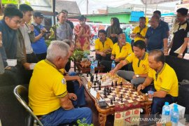 Percasi Batola gelar lomba catur terbuka