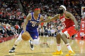 """Harden ukir """"triple-double"""" bantu Rockets tundukkan Sixers"""
