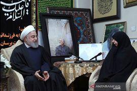 Berita dunia - Iran kecam Trump sebagai teroris berdasi