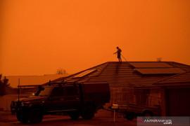 Asap kebakaran hutan ganggu Australia Open