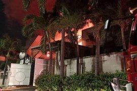 Dua lansia tewas pada kebakaran di Permata Hijau Jaksel