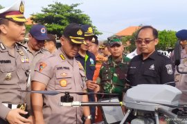 Polda Bali siaga tanggulangi bencana alam