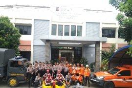 Polresta siap bantu BPBD Kota Bogor tangani bencana