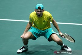 Petenis  De Minaur terharu dengan kerja sama tim Australia di ATP Cup