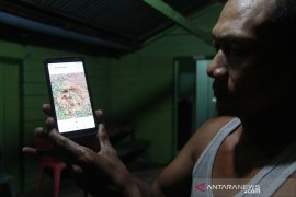 Isu kemunculan harimau di Pelalawan hoaks karena foto editan