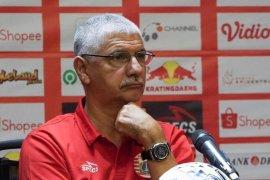 Persija resmi tidak lanjutkan kontrak pelatih Edson