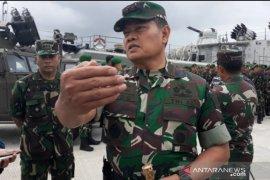 Terkait keberadaan kapal asing, TNI imbau nelayan Natuna tidak cemas