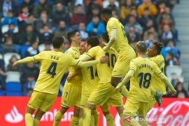 Villarreal ke empat besar, Betis kembali ke jalur kemenangan