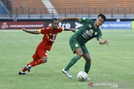 Kiper Timnas U-19  Ernando dipercaya kawal mistar Persebaya untuk Liga 1