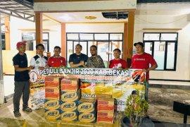 TMP Kabupaten Bekasi distribusikan logistik di 25 titik banjir
