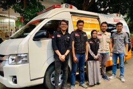 Relawan medis ACT Aceh bantu korban banjir Jabodetabek