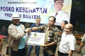 Bank BJB salurkan bantuan bagi korban banjir Jabodetabek dan Banten