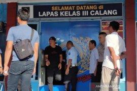 Napi kabur dari Lapas Calang sudah izin ke petugas P2U