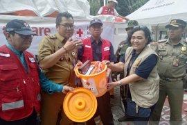 PMI-Care Indonesia salurkan hygiene kit untuk korban banjir