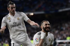 Bale dan Benzema absen di Piala Super Spanyol
