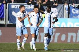 Dua tim ibu kota dapatkan hasil berbeda di Liga Italia