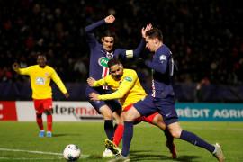 Gagal gabung Atletico, Cavani bertahan di PSG