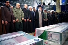Berita dunia - Presiden Iran tolak gagasan 'kesepakatan Trump' soal nuklir