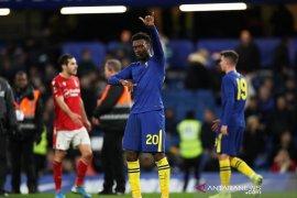 Lampard puji penampilan Hudson-Odoi saat kalahkan Nottingham Forest 2-0