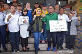 Pemkot Bekasi terima bantuan Rp3 miliar untuk korban banjir