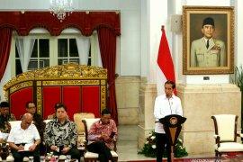 Presiden: tak ada tawar-menawar soal kedaulatan di Natuna