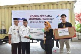 Pegadaian salurkan bantuan korban banjir di kawasan Jabodetabek dan Banten