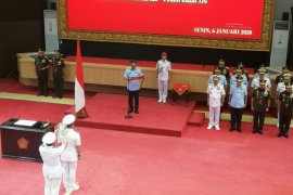 Panglima TNI resmikan Pusinfomar TNI