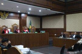 Mantan Ketua Umum PPP Romahurmuziy  dituntut 4 tahun penjara