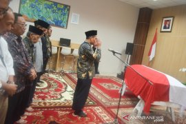 Jenazah Mien Sugandhi dishalatkan juga di KPPPA