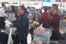 Penumpang di Bandara Kualanamu H+4 Tahun Baru capai 5.638 orang