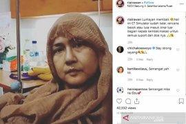 Kabar duka dunia hiburan Indonesia, aktris Ria Irawan meninggal