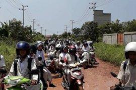 Kutim anggarkan Rp2 miliar untuk perbaikan jalan rusak