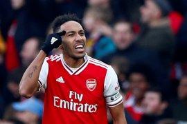 Aubameyang komitmen antarkan Arsenal raih gelar