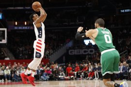Washington Wizards libas Celtics 99-94