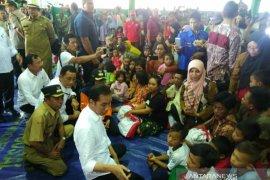 Presiden Jokowi perintahkan penghentian tambang emas ilegal di Lebak