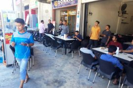 Aktivitas masyarakat di Pulau Simeulue Aceh normal pascagempa
