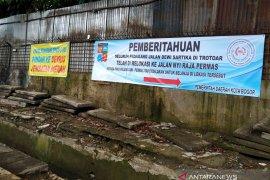 Pemkot Bogor tunda pemagaran lokasi  alun-alun