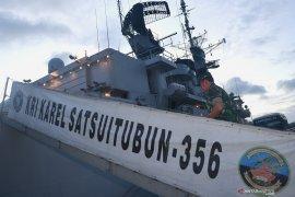 Presiden Jokowi tiba di Natuna Kepulauan Riau