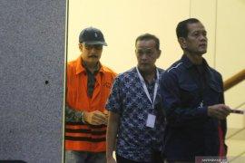 KPK  rampungkan penyidikan mantan Ketua DPRD Tulungagung Supriyono